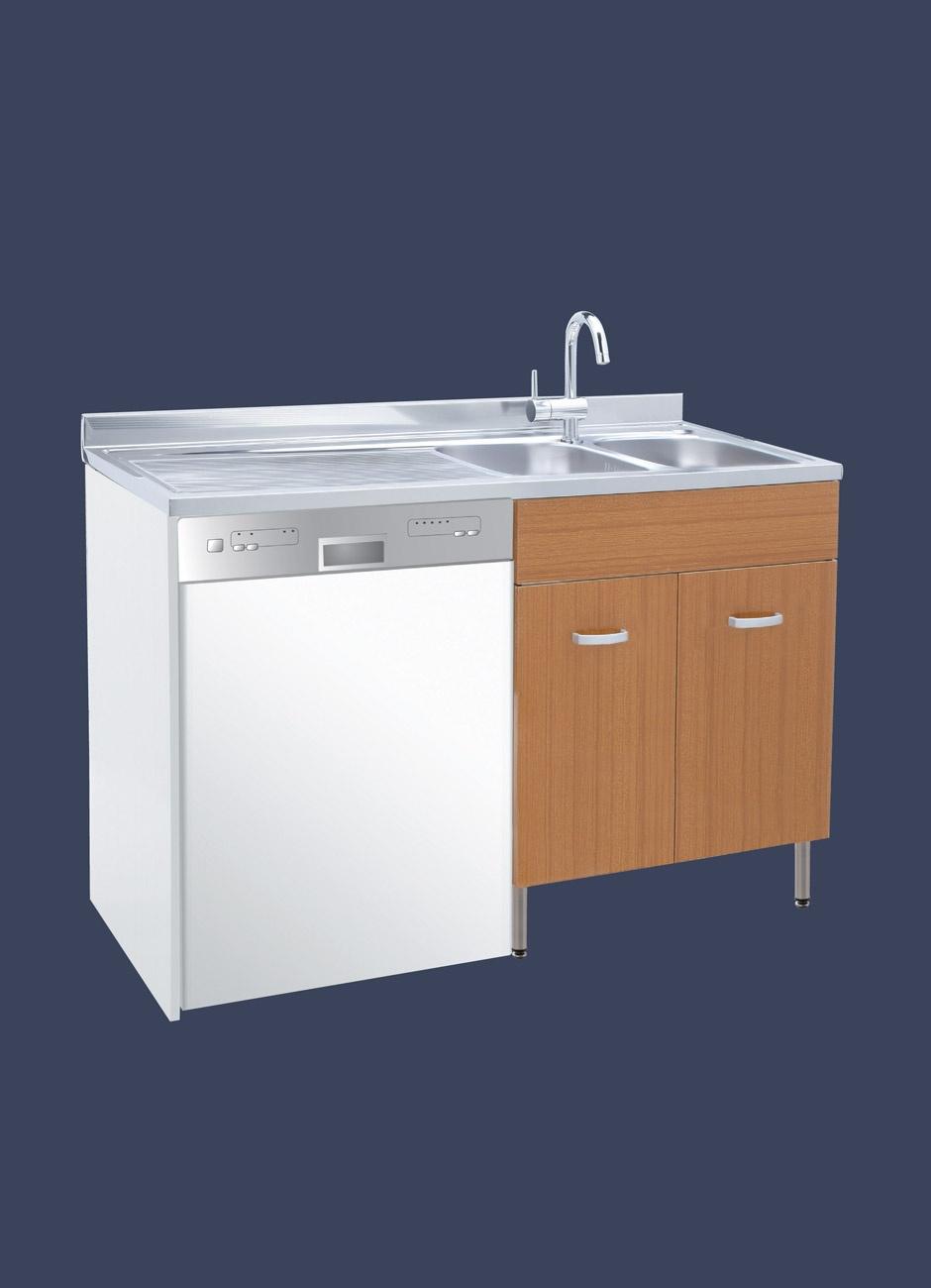 Lavello Cucina Con Sottolavello.Sottolavelli Per Lavastoviglie