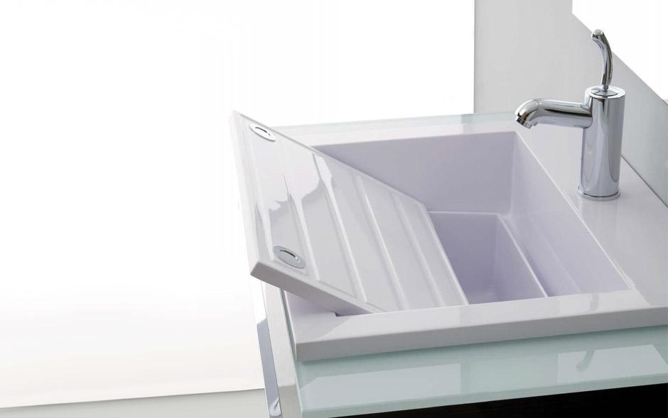 Mobile Bagno Grande: Home consolle mobile ingresso moderno bianco ...